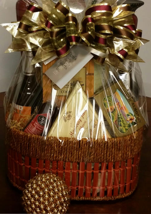 showcase las vegas gift baskets same day delivery